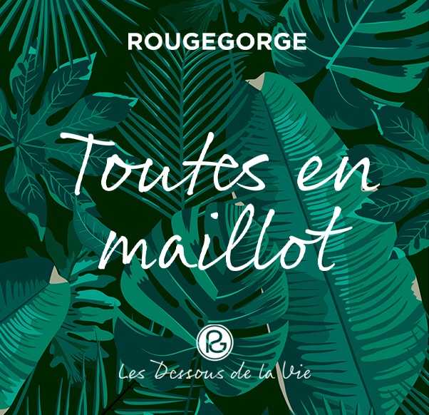 rouge gorge collection bain centre commercial auchan beziers