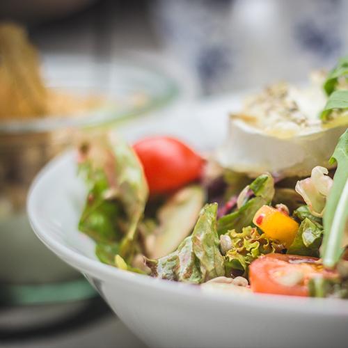 3 salades d'été composées blog centre commercial auchan béziers