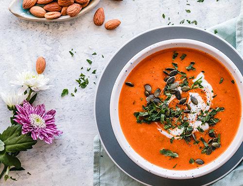 5 recettes de soupes pour se préparer à l'hiver