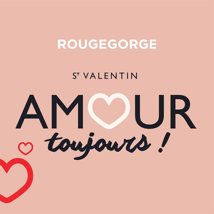 rouge-gorge lingerie saint valentin amour toujours centre commercial auchan beziers