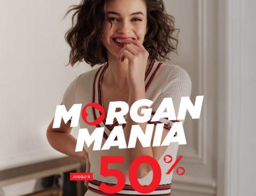 Morgan Mania !