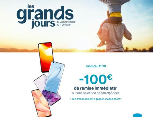Les grands jours Bouygues Telecom !